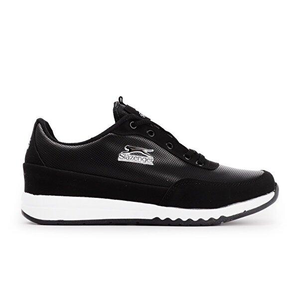 Slazenger ANGLE Koşu & Yürüyüş Kadın Ayakkabı Siyah / Beyaz