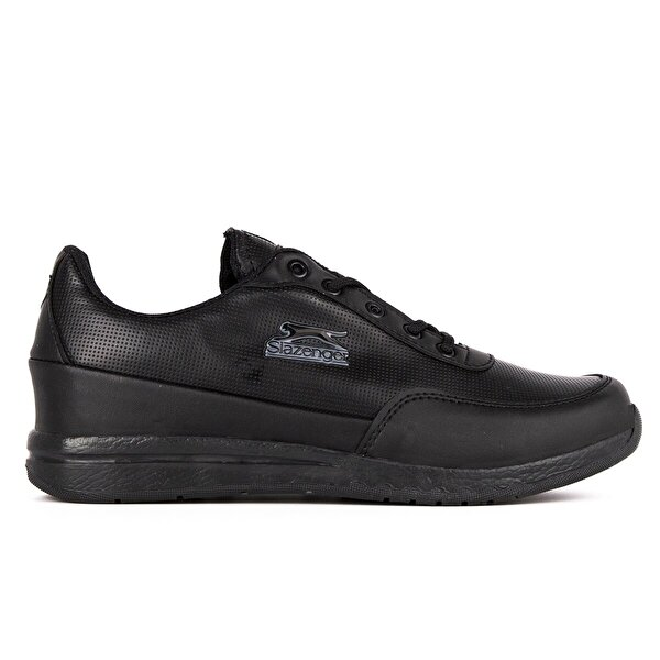 Slazenger ANGLE Koşu & Yürüyüş Kadın Ayakkabı Siyah / Siyah