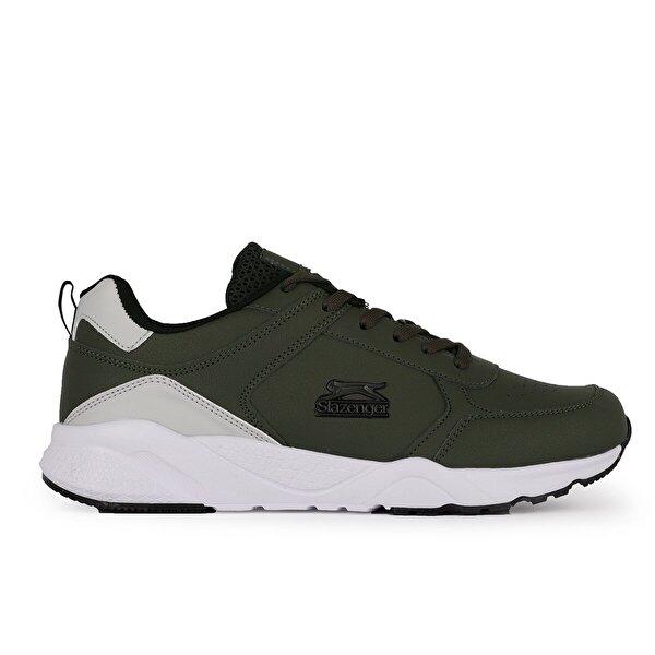 Slazenger IKARUS Koşu & Yürüyüş Erkek Ayakkabı Haki