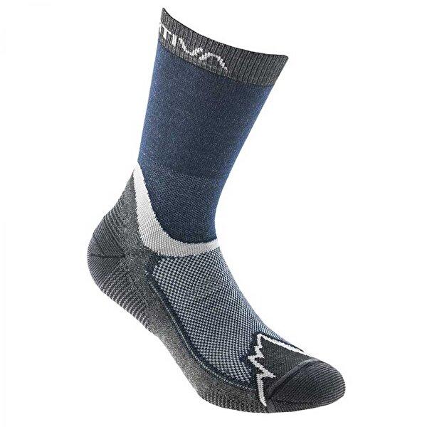 La Sportiva X Cursion Erkek Trekking Çorap