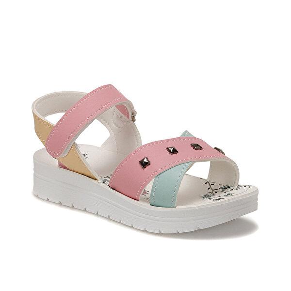 Seventeen SVS240.P Çok Renkli Kız Çocuk Sandalet