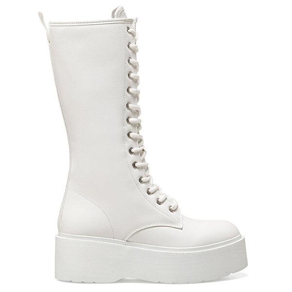Nine West RODIN Beyaz Kadın Çizme
