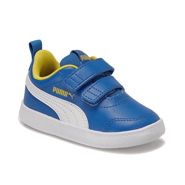 Puma COURTFLEX V2 V INF PUMA R Saks Erkek Çocuk Koşu Ayakkabısı