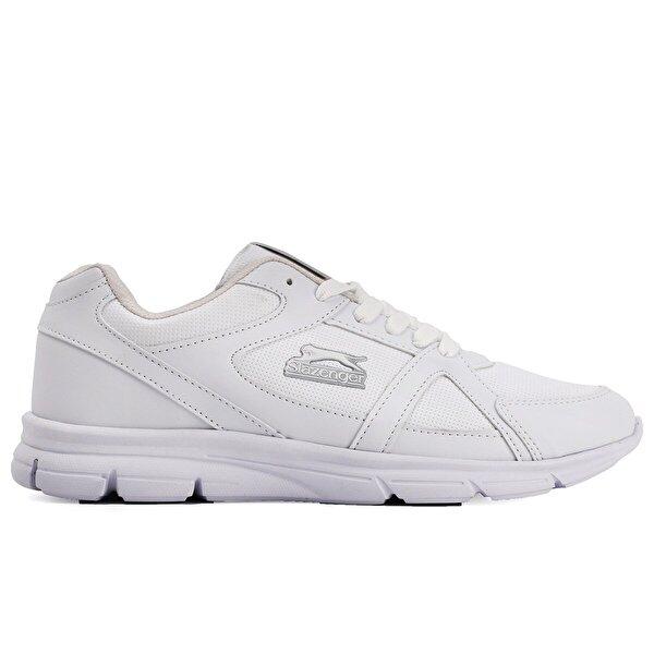 Slazenger PERA JUMBO Koşu & Yürüyüş Erkek Ayakkabı Beyaz