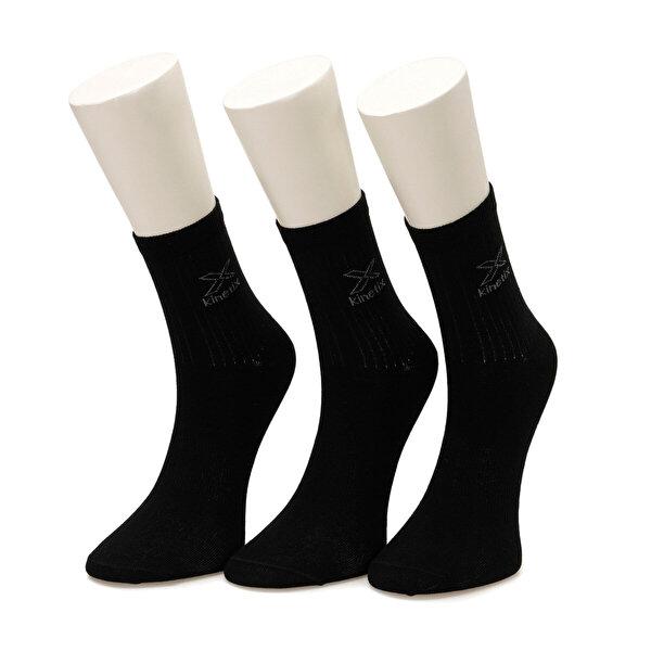 Kinetix DANNY Siyah Erkek Çorap