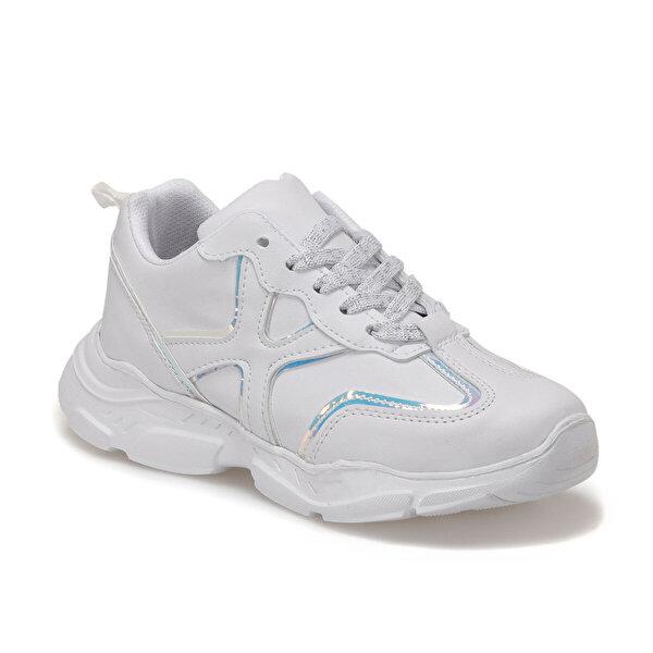 Seventeen DANNY Beyaz Kız Çocuk Fashion Sneaker