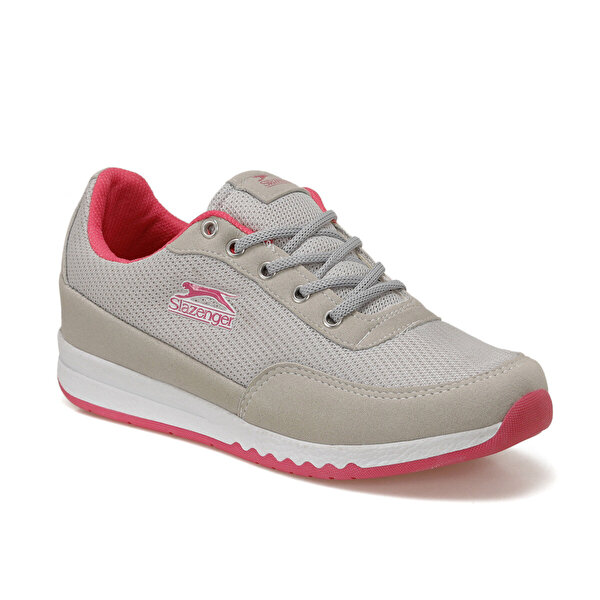 Slazenger ANGLE Gri Kadın Sneaker Ayakkabı