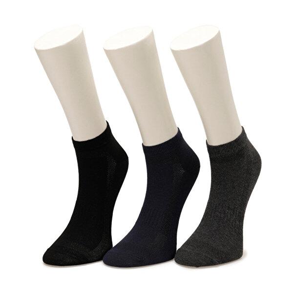 Lumberjack STREET Siyah Erkek Çorap