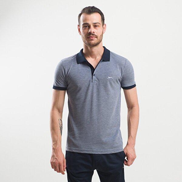 Slazenger SPRING Erkek T-Shirt Lacivert