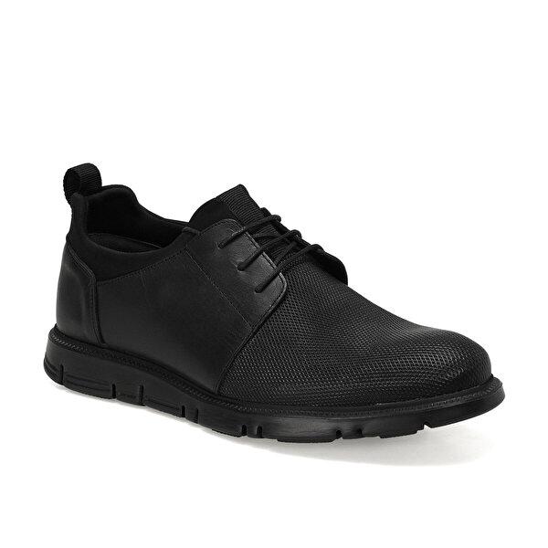 Garamond 167-1 Siyah Erkek Klasik Ayakkabı