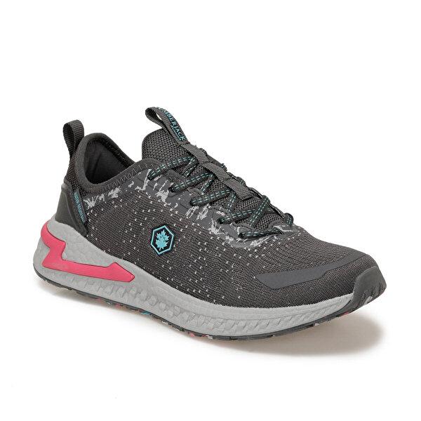 Lumberjack OCEAN WMN Koyu Gri Kadın Sneaker Ayakkabı