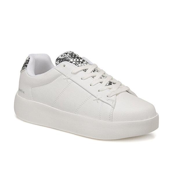 Kinetix LILYSE Beyaz Kadın Havuz Taban Sneaker