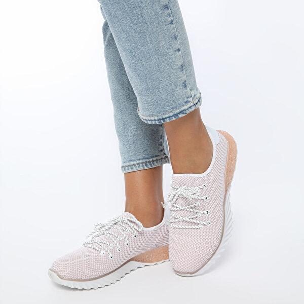 Kinetix HOLLY Pudra Kadın Spor Ayakkabı