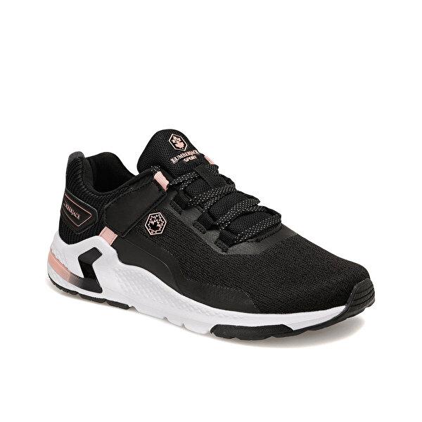 Lumberjack WORLD WMN Siyah Kadın Koşu Ayakkabısı