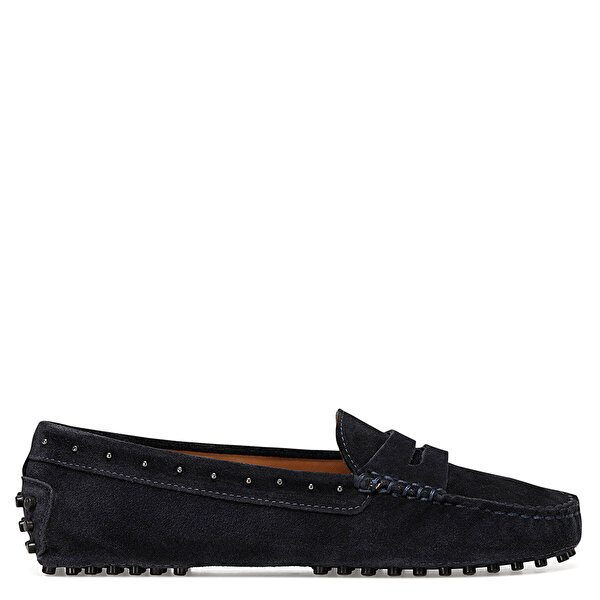 Nine West HOLTON Lacivert Kadın Loafer Ayakkabı