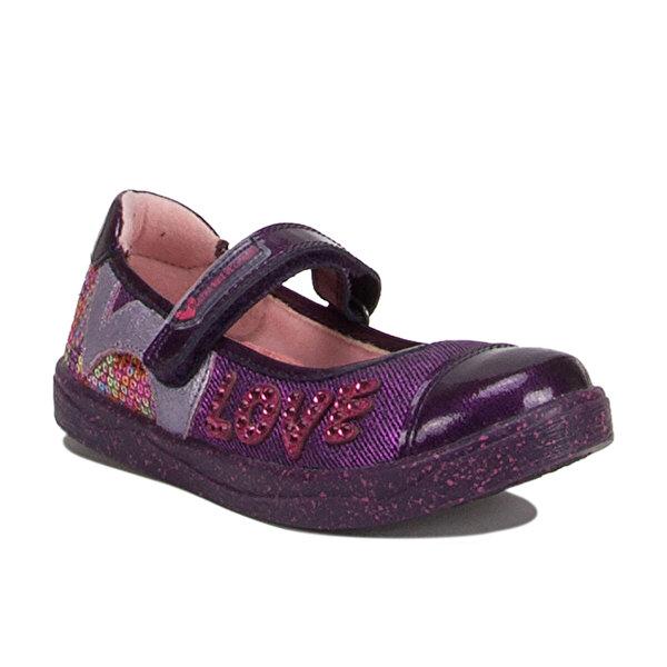 Garvalin 141960 GARVALIN Mor Kız Çocuk Casual Ayakkabı