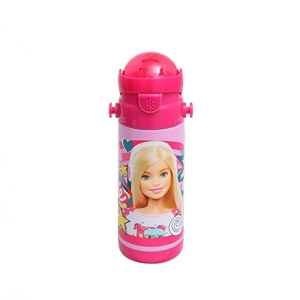 Barbie Kız Çocuk  Salto One To One 304 Çelik Matara 44043