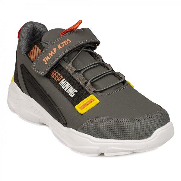 Jump 25778 F Gri Çocuk Spor Ayakkabı