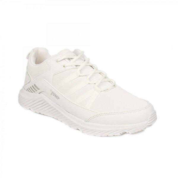 Jump 25932 M Beyaz Erkek Spor Ayakkabı