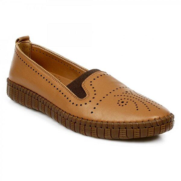 Stella 20204Z Casual Günlük Taba Kadın Ayakkabı