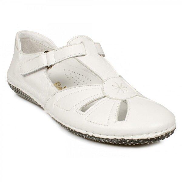 Stella 20324Z Casual Günlük Beyaz Kadın Ayakkabı