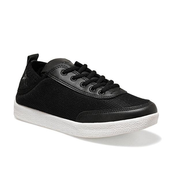 Kinetix DARBY W Siyah Kadın Basic Casual Ayakkabı