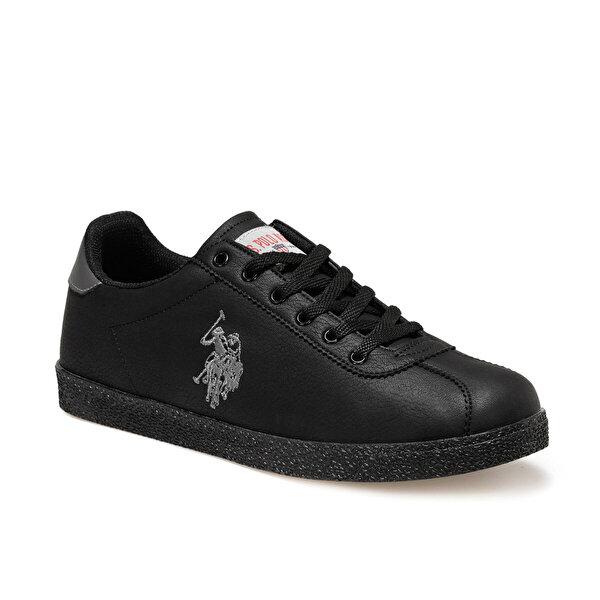 U.S. Polo Assn. TABOR WT 9PR Siyah Erkek Sneaker Ayakkabı