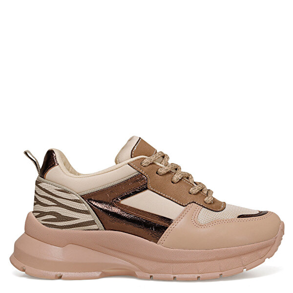 Nine West ZEBINA Pudra Kadın Fashion Sneaker