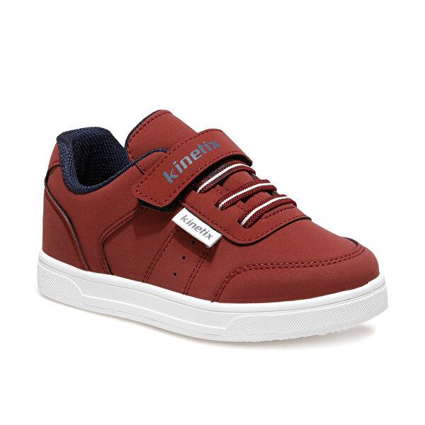 Kinetix PASEN 9PR Bordo Erkek Çocuk Sneaker Ayakkabı