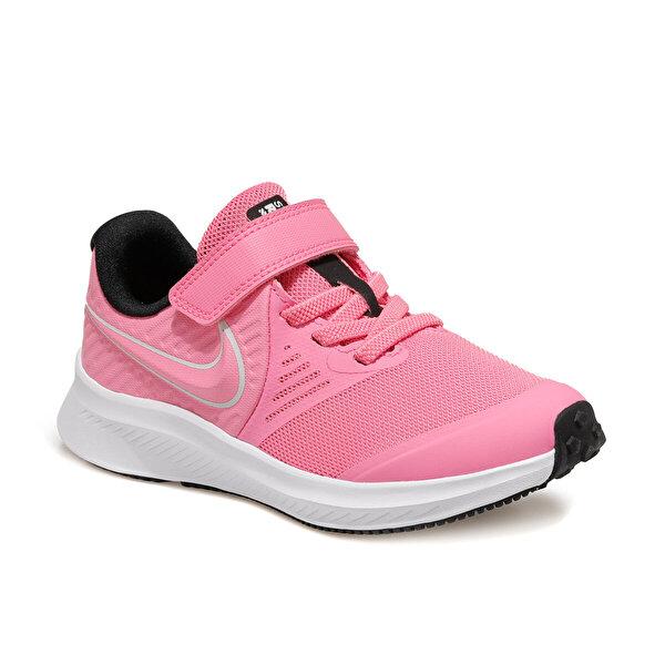 Nike STAR RUNNER 2 (PSV) Pembe Kız Çocuk Koşu Ayakkabısı