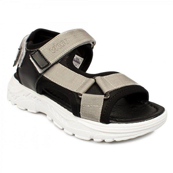 VICCO 321.f20Y.372 Filet Gri Çocuk Sandalet