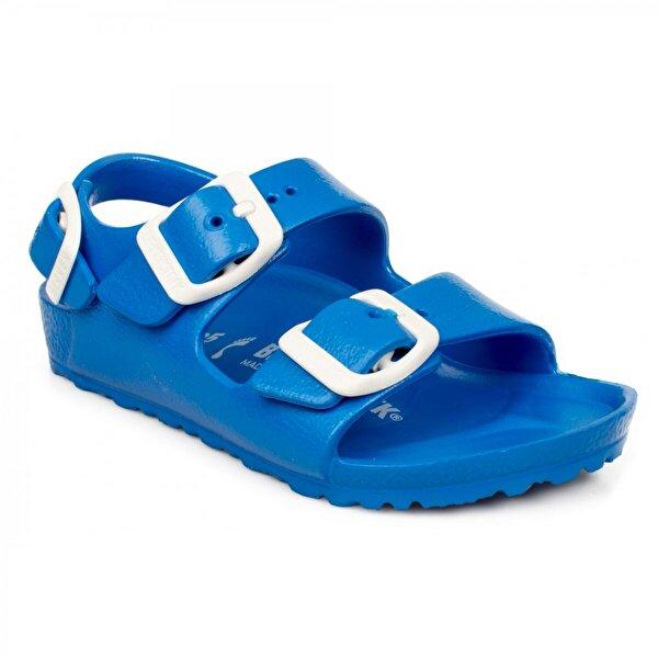 Birkenstock Milano Eva Mavi Çocuk Sandalet