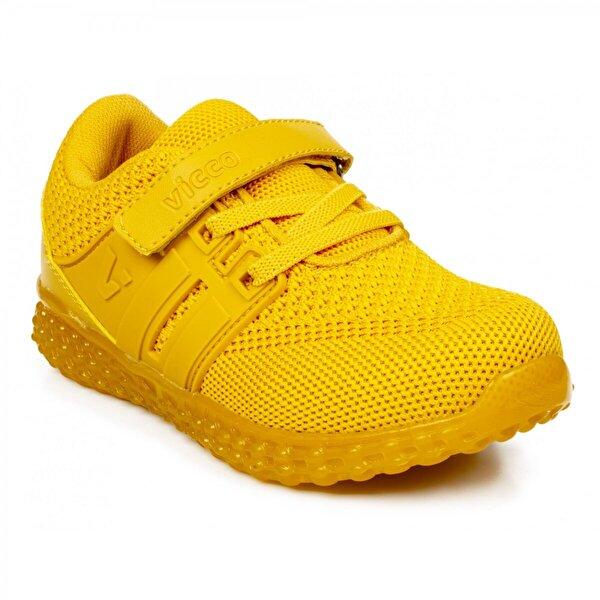 Vicco 313.b20Y.102 Bebe Işıklı Sarı Çocuk Spor Ayakkabı