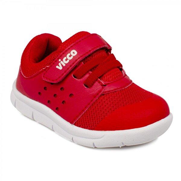 VICCO 346.b20Y.200 Bebe Phylon Kırmızı Çocuk Spor Ayakkabı