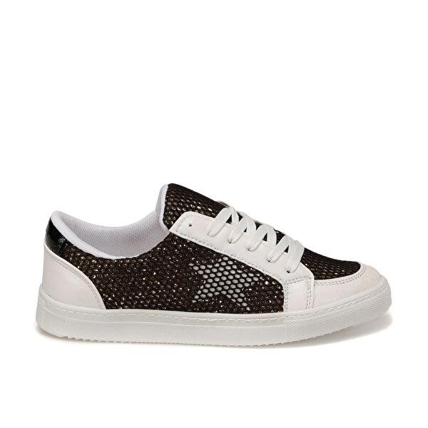 Butigo TERESA Siyah Kadın Havuz Taban Sneaker