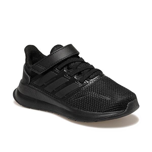 adidas RUNFALCON C Siyah Erkek Çocuk Koşu Ayakkabısı