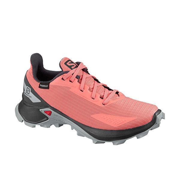 Salomon ALPHACROSS BLAST CSWP J Somon Kız Çocuk Koşu Ayakkabısı