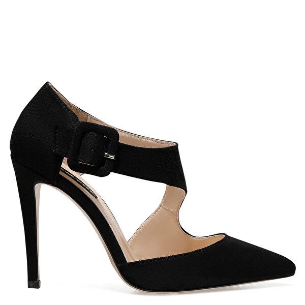 Nine West ESTELA Siyah Kadın Topuklu Sandalet