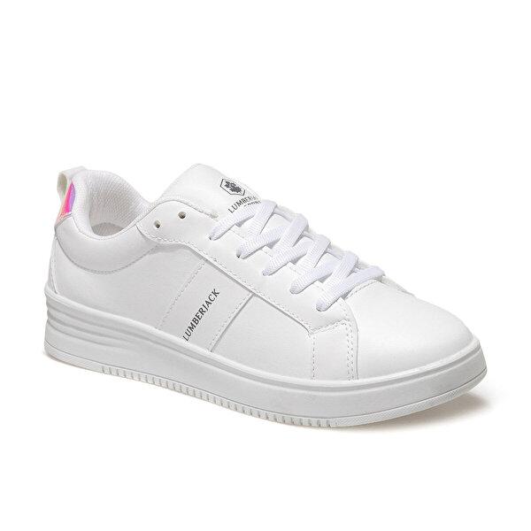 Lumberjack GHOST Beyaz Kadın Sneaker Ayakkabı
