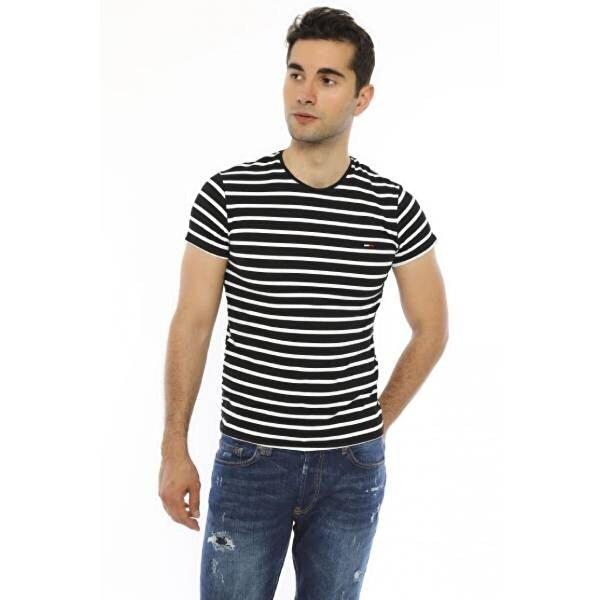 Louis Park Erkek Slim Fit Sıfır Yaka Erkek T.Shirt