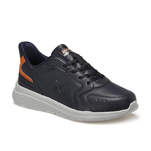 Kinetix MARNED PU Lacivert Erkek Koşu Ayakkabısı
