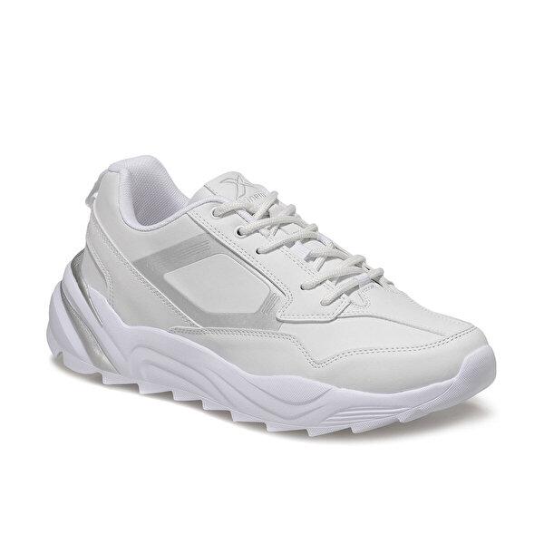 Kinetix WAREN PU M Beyaz Erkek Sneaker Ayakkabı