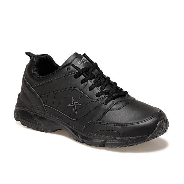 Kinetix AVERY PU Siyah Erkek Koşu Ayakkabısı