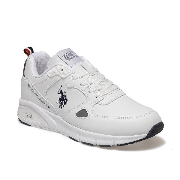 U.S. Polo Assn. VANCE Beyaz Kadın Sneaker Ayakkabı
