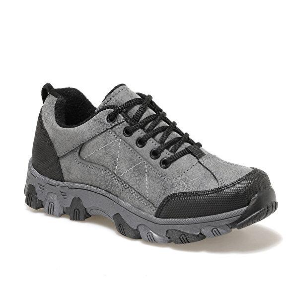 Polaris 512941.G Gri Erkek Çocuk Ayakkabı