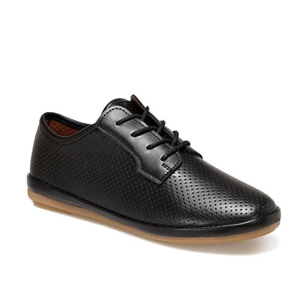 Polaris 91.157318.Z1FX Siyah Kadın Comfort Ayakkabı