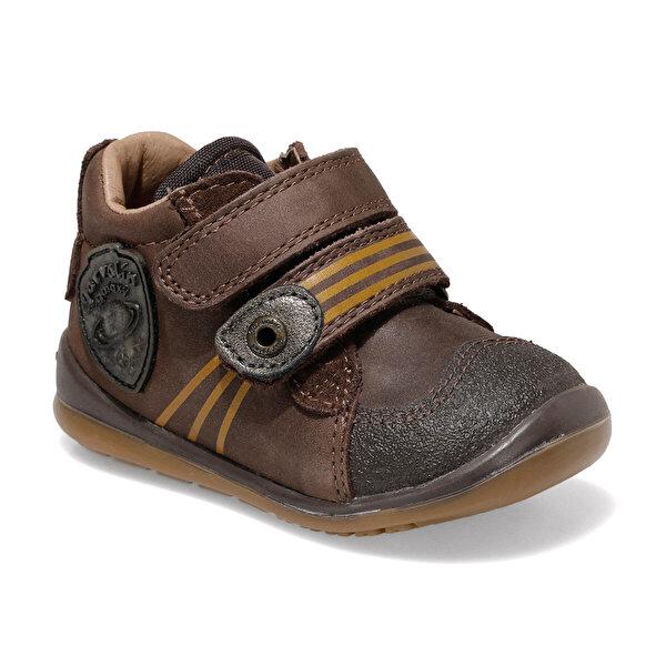 Garvalin 141326 GARVALIN Kahverengi Erkek Çocuk Casual Ayakkabı
