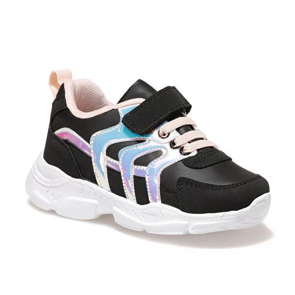 Seventeen MİSS.P Siyah Kız Çocuk Fashion Sneaker