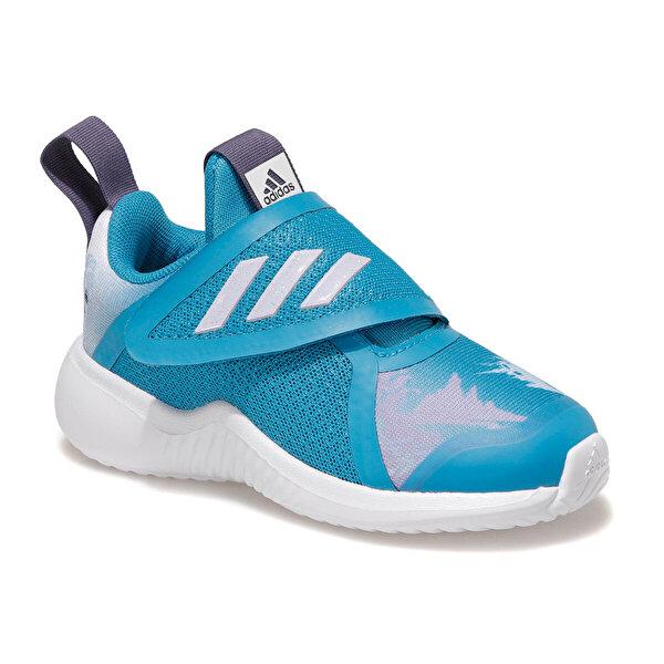 adidas FORTARUN X FROZEN CF I Mavi Erkek Çocuk Koşu Ayakkabısı