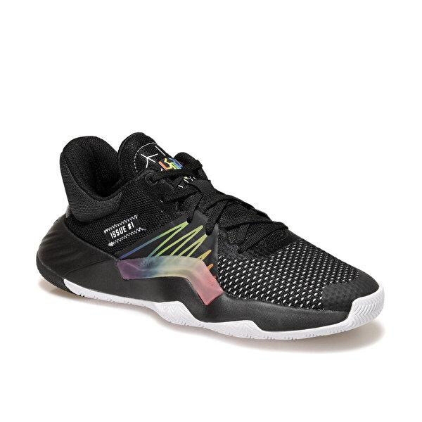 adidas D.O.N. ISSUE 1 J Siyah Erkek Çocuk Sneaker Ayakkabı